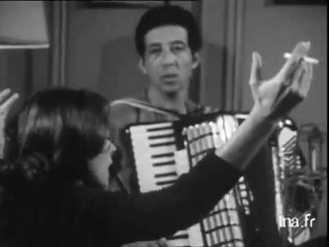 Marie Laforêt - Répétitions Dites lui Lamandier Poor wayfering stranger (1969)