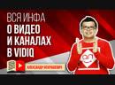 VidIQ - бой с конкурентами в ютуб. Вся информация о видео и каналах в VidIQ. Анализ канала VidIQ