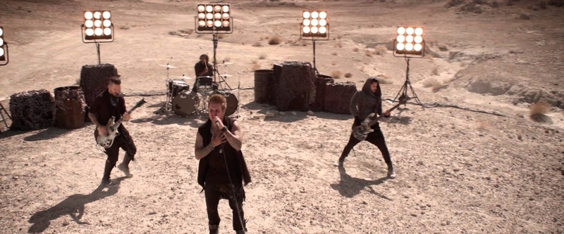 Papa Roach Face Everything And Rise Official Video