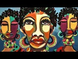 African Traditional Music Instrumental - Amazing Folk Drums for Relax Study &amp Ambience