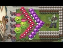 Plants vs Zombies 2 Homing Thistle Fume Shroom and Red Stinger