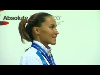 Чемпионка мира по современному пятиборью Гульназ Губайдуллина