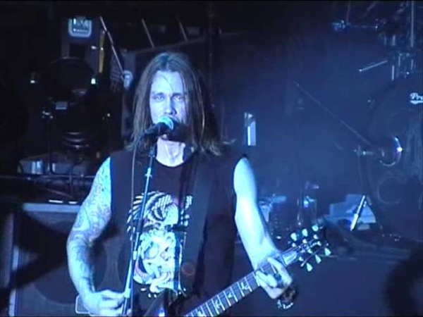 Alter Bridge London Astoria June 6th 2006 Full Concert