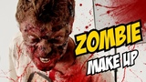 Making of Zombie Makeup