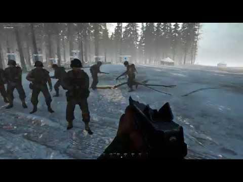 Hell Let Loose - провели учения своим кланом 2nd Florida Infantry