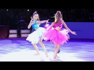 Grand Prix Moscow 2017 Gala Show - Dina and Arina Averins