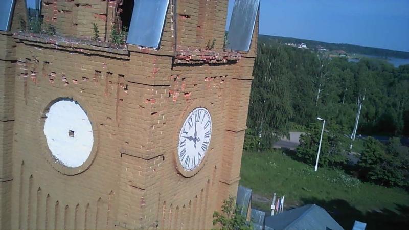 Башня конного двора. Осташево. 1