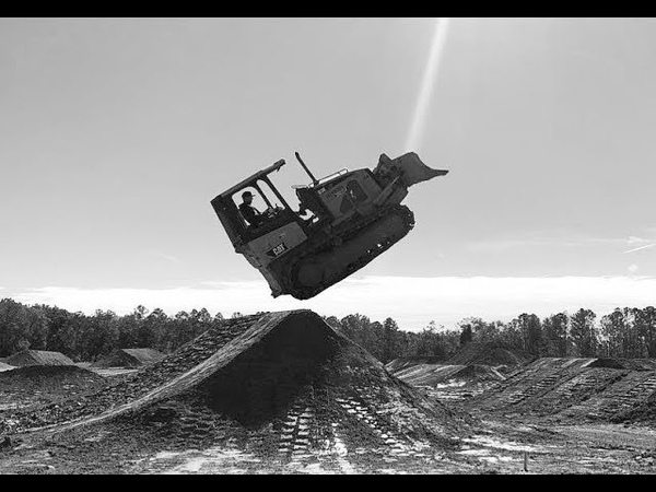 Трактористы без башни Настоящие трактористы