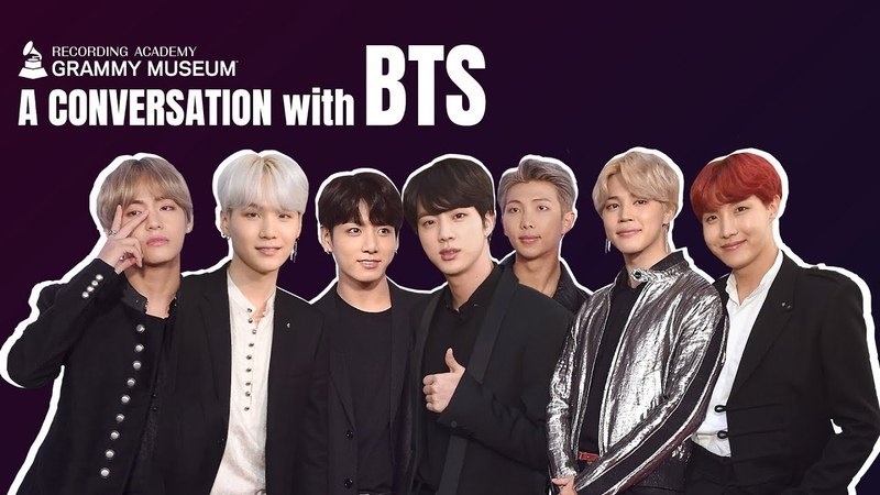 BTS On Songwriting, Success Their Fans | GRAMMY Museum
