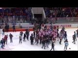 7-ой матч финальной серии Открытого Чемпионата России в Молодёжной Хоккейной Лиге: ЦСКА (