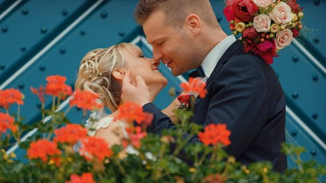 Nadja und Stephan Hochzeitsvideo aus Haren