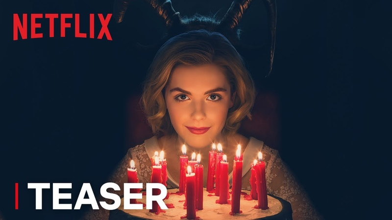 Chilling Adventures of Sabrina   Teaser: Happy Birthday [HD]   Netflix