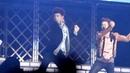 101224 Junho Wooyoung - JYP's Dancers[Fancam]