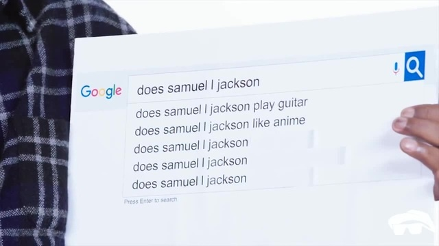 Does Samuel L Jackson like anime?