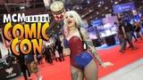 Beckah Suicide Harley Quinn Cosplay - MCM London Comic Con LatexFashionTV