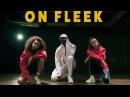 KynTay Dance To Cardi B - On Fleek | Antoine Troupe Choreography