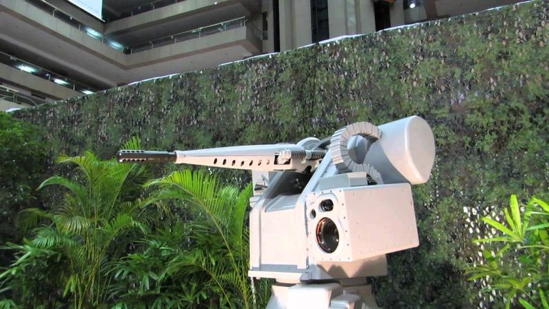 MVI 5094 - 近程自動化防禦武器系統 XTR - 101(中科院)