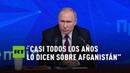 Putin comenta la retirada de tropas de de Siria SUBS