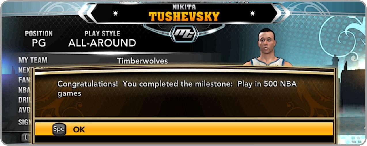 500 игр в нба2к13