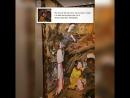 Дополненная реальность на выставке «Шедевры живописи и гравюры эпохи Эдо»