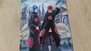 Speed Drawing Konan and Pain Akatsuki Naruto Shippuden
