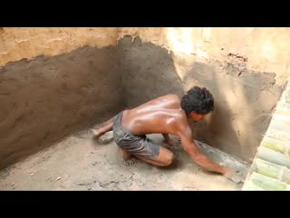 Build Most Amazing Underground Villa House With a Great Underground Swimming Poo