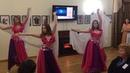 Танец Арабская девушка