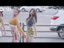 04.08.18 NEONPUNCH (May) — Buttons (The Pussycat Dolls Dance Cover) @ Gangnam Busking