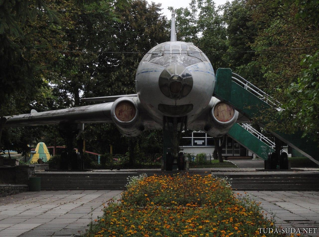Парк Гагарина Житомир
