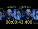 Scooter - Rebel Yell (1996) (1st Version x 2nd Version)
