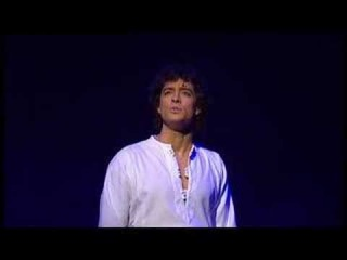 Any Dream will Do - Lee Mead in Joseph