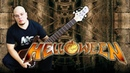Helloween - Eagle Fly Free Bass cover by Thiago Torres
