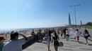 Пляжный бум в Парке имени 300-летия Санкт-Петербурга