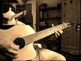 ishtar - habibi ya nour el ain (instrumental cover)