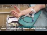 Как работает станция переливания крови
