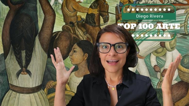 Diego Rivera - dá lhe México e a Revolução | TOP100Arte 73