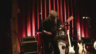 Pete Haycock's slide guitar