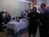 банкет друзей Натальи Сорокиной после её концерта в Доме Кочневой