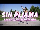 Becky G, Natti Natasha - Sin Pijama ZUMBA