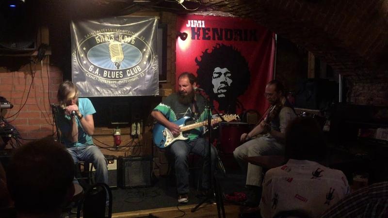 Crossroads - Don Hikaram, Михаил RocketBoy Новиков и Андрей Che Соколов