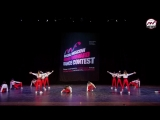 FLASH PEOPLE TEAM _ TEAM JUNIORS _ MOVE FORWARD DANCE CONTEST 2018 OFFICIAL 4K