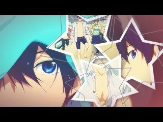 Anime Free! / Аниме Свободный Стиль! [AMV victims of gay]