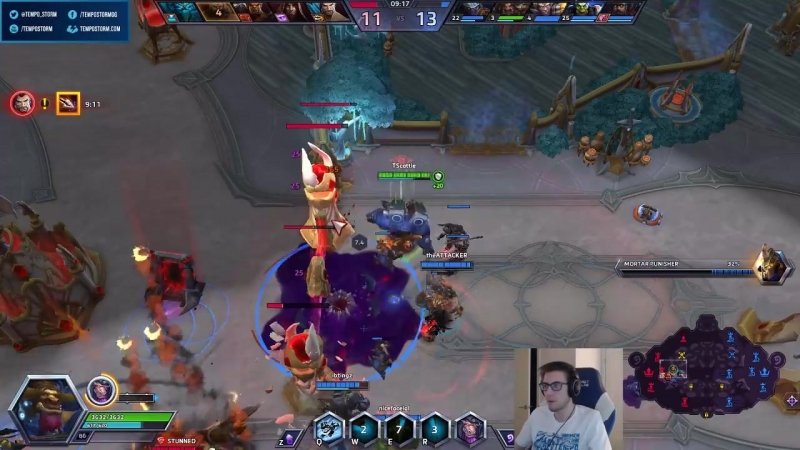 Cattle asking droplets about medivh