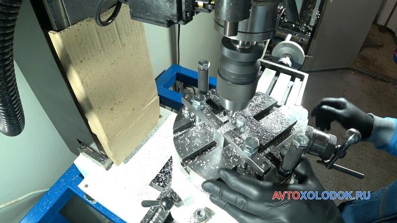 Ремонт трубки кондиционера Mazda 3