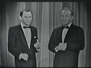 Bing Crosby and Frank Sinatra on early TV