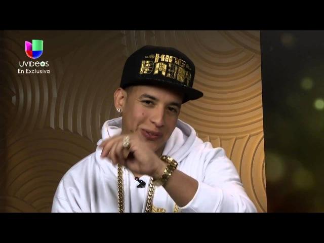 Daddy Yankee no coquetea con otros géneros (Premio Lo Nuestro 2014)