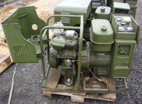 Генератор бензиновый 2 квт 1