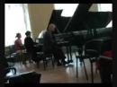 Alexey Shakitko Tatiana Lupikina Brahms Part 1 фрагменты