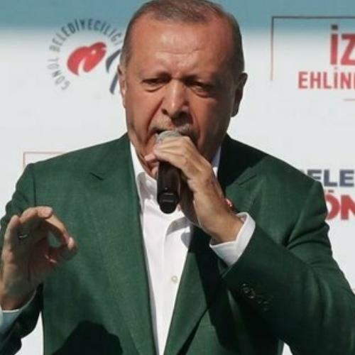 Эрдоган показал видео теракта в Новой Зеландии на своём митинге. И заявил, что стрелок дважды посещал Турцию