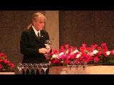 Veronique Rivest Final Tasting Exam - Sommelier du Monde Competition 2013 (Tokyo, Japan)